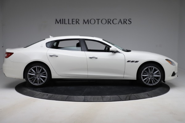 New 2019 Maserati Quattroporte S Q4 for sale $121,065 at Bentley Greenwich in Greenwich CT 06830 9