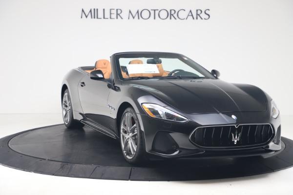 New 2019 Maserati GranTurismo Sport Convertible for sale $161,970 at Bentley Greenwich in Greenwich CT 06830 11