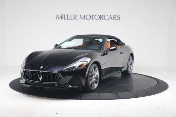 New 2019 Maserati GranTurismo Sport Convertible for sale Sold at Bentley Greenwich in Greenwich CT 06830 13