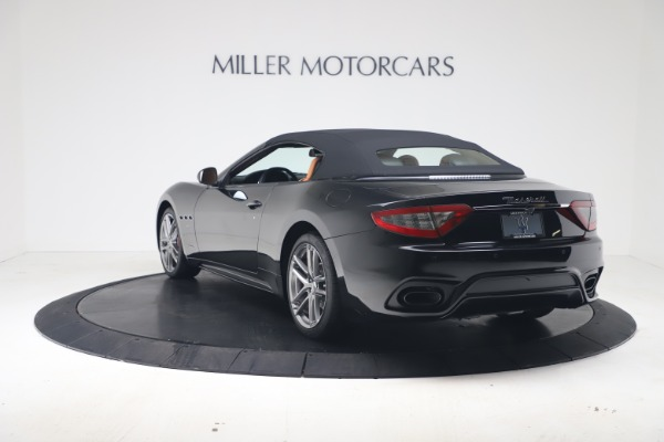 New 2019 Maserati GranTurismo Sport Convertible for sale Sold at Bentley Greenwich in Greenwich CT 06830 15
