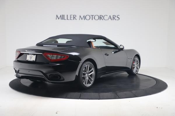 New 2019 Maserati GranTurismo Sport Convertible for sale Sold at Bentley Greenwich in Greenwich CT 06830 16