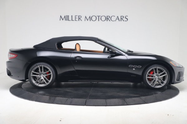 New 2019 Maserati GranTurismo Sport Convertible for sale Sold at Bentley Greenwich in Greenwich CT 06830 17