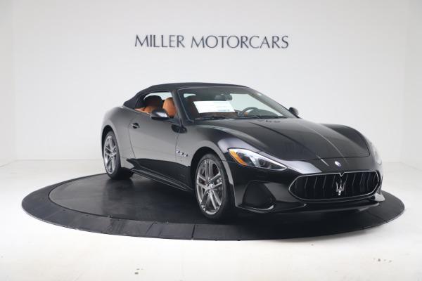 New 2019 Maserati GranTurismo Sport Convertible for sale $161,970 at Bentley Greenwich in Greenwich CT 06830 18