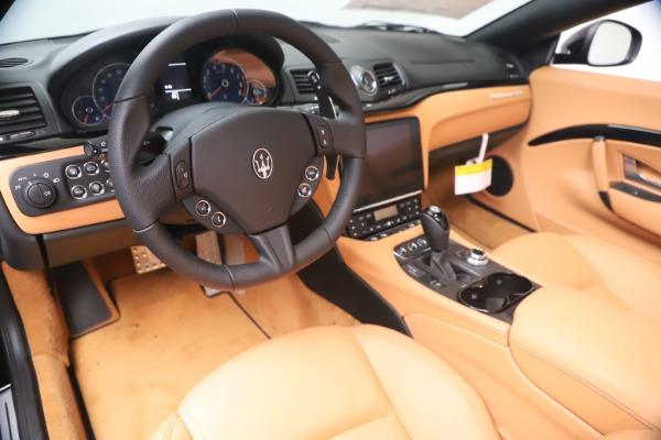 New 2019 Maserati GranTurismo Sport Convertible for sale $161,970 at Bentley Greenwich in Greenwich CT 06830 19