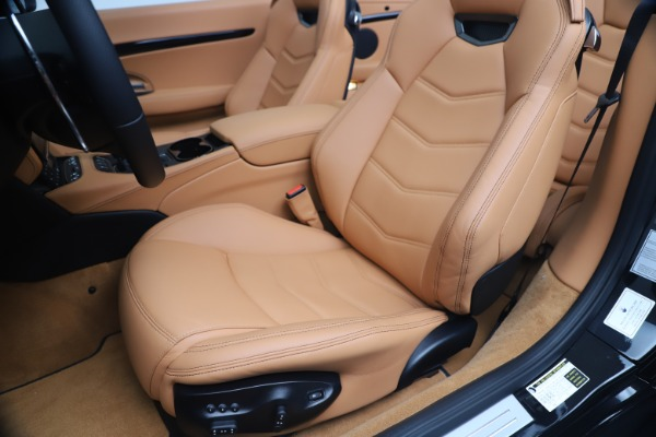 New 2019 Maserati GranTurismo Sport Convertible for sale $161,970 at Bentley Greenwich in Greenwich CT 06830 21