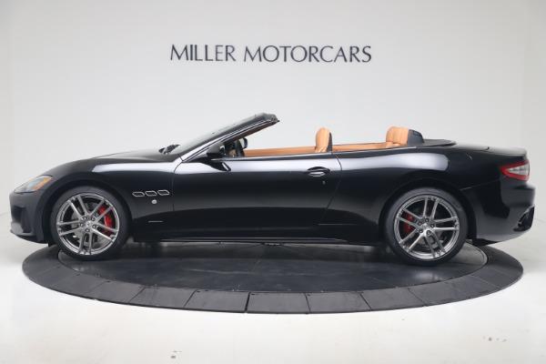New 2019 Maserati GranTurismo Sport Convertible for sale $161,970 at Bentley Greenwich in Greenwich CT 06830 3
