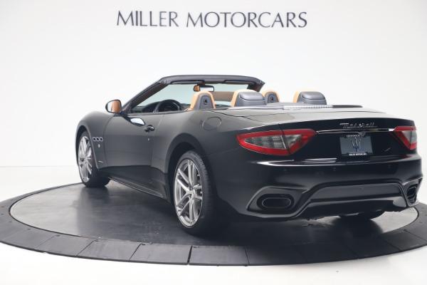 New 2019 Maserati GranTurismo Sport Convertible for sale $161,970 at Bentley Greenwich in Greenwich CT 06830 5