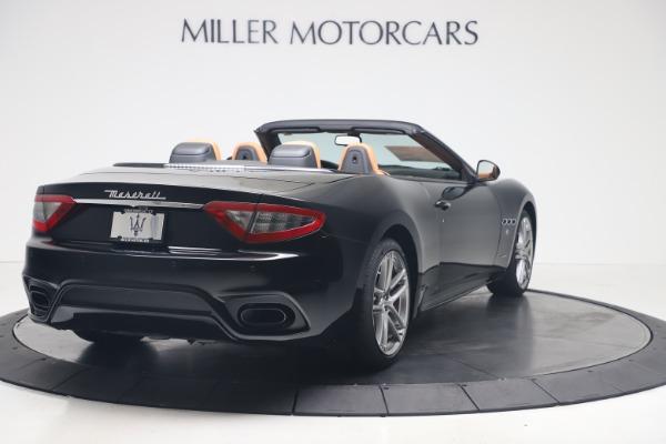 New 2019 Maserati GranTurismo Sport Convertible for sale $161,970 at Bentley Greenwich in Greenwich CT 06830 7