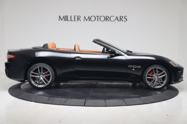 New 2019 Maserati GranTurismo Sport Convertible for sale $161,970 at Bentley Greenwich in Greenwich CT 06830 9