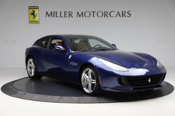 Used 2019 Ferrari GTC4Lusso for sale $249,900 at Bentley Greenwich in Greenwich CT 06830 11