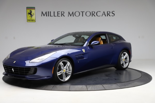 Used 2019 Ferrari GTC4Lusso for sale $249,900 at Bentley Greenwich in Greenwich CT 06830 2