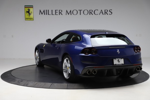 Used 2019 Ferrari GTC4Lusso for sale $249,900 at Bentley Greenwich in Greenwich CT 06830 5
