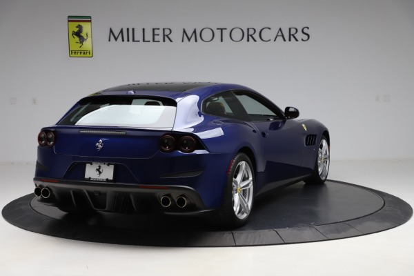 Used 2019 Ferrari GTC4Lusso for sale $249,900 at Bentley Greenwich in Greenwich CT 06830 7