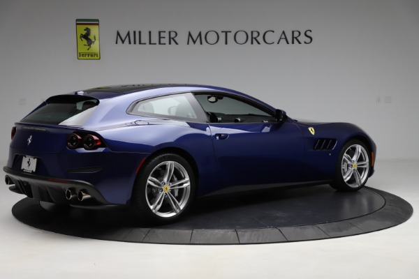 Used 2019 Ferrari GTC4Lusso for sale $249,900 at Bentley Greenwich in Greenwich CT 06830 8