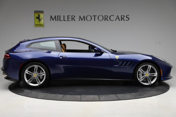 Used 2019 Ferrari GTC4Lusso for sale $249,900 at Bentley Greenwich in Greenwich CT 06830 9