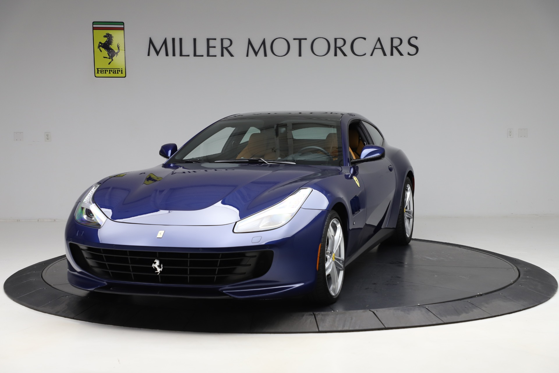 Used 2019 Ferrari GTC4Lusso for sale $249,900 at Bentley Greenwich in Greenwich CT 06830 1