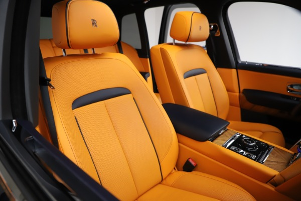Used 2019 Rolls-Royce Cullinan for sale $349,900 at Bentley Greenwich in Greenwich CT 06830 11