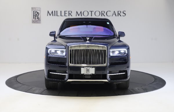 Used 2019 Rolls-Royce Cullinan for sale $349,900 at Bentley Greenwich in Greenwich CT 06830 2