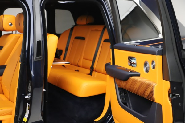 Used 2019 Rolls-Royce Cullinan for sale $349,900 at Bentley Greenwich in Greenwich CT 06830 26