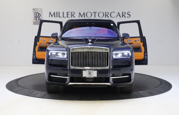 Used 2019 Rolls-Royce Cullinan for sale $349,900 at Bentley Greenwich in Greenwich CT 06830 9