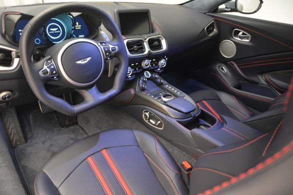 Used 2019 Aston Martin Vantage Coupe for sale $129,900 at Bentley Greenwich in Greenwich CT 06830 13