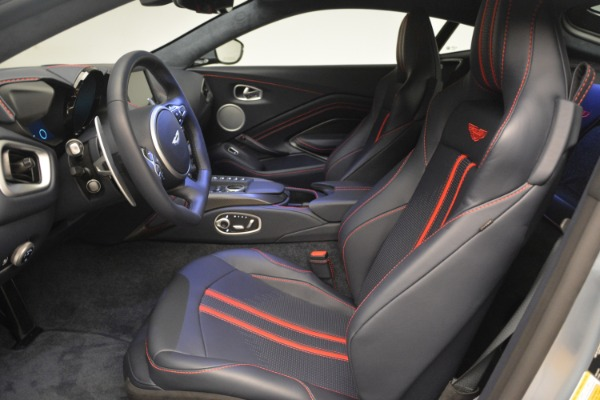 Used 2019 Aston Martin Vantage Coupe for sale $129,900 at Bentley Greenwich in Greenwich CT 06830 14
