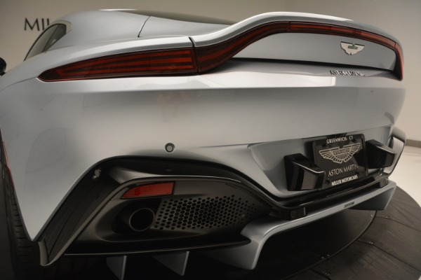 Used 2019 Aston Martin Vantage Coupe for sale $129,900 at Bentley Greenwich in Greenwich CT 06830 20