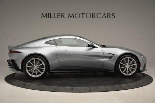 Used 2019 Aston Martin Vantage Coupe for sale $139,900 at Bentley Greenwich in Greenwich CT 06830 9