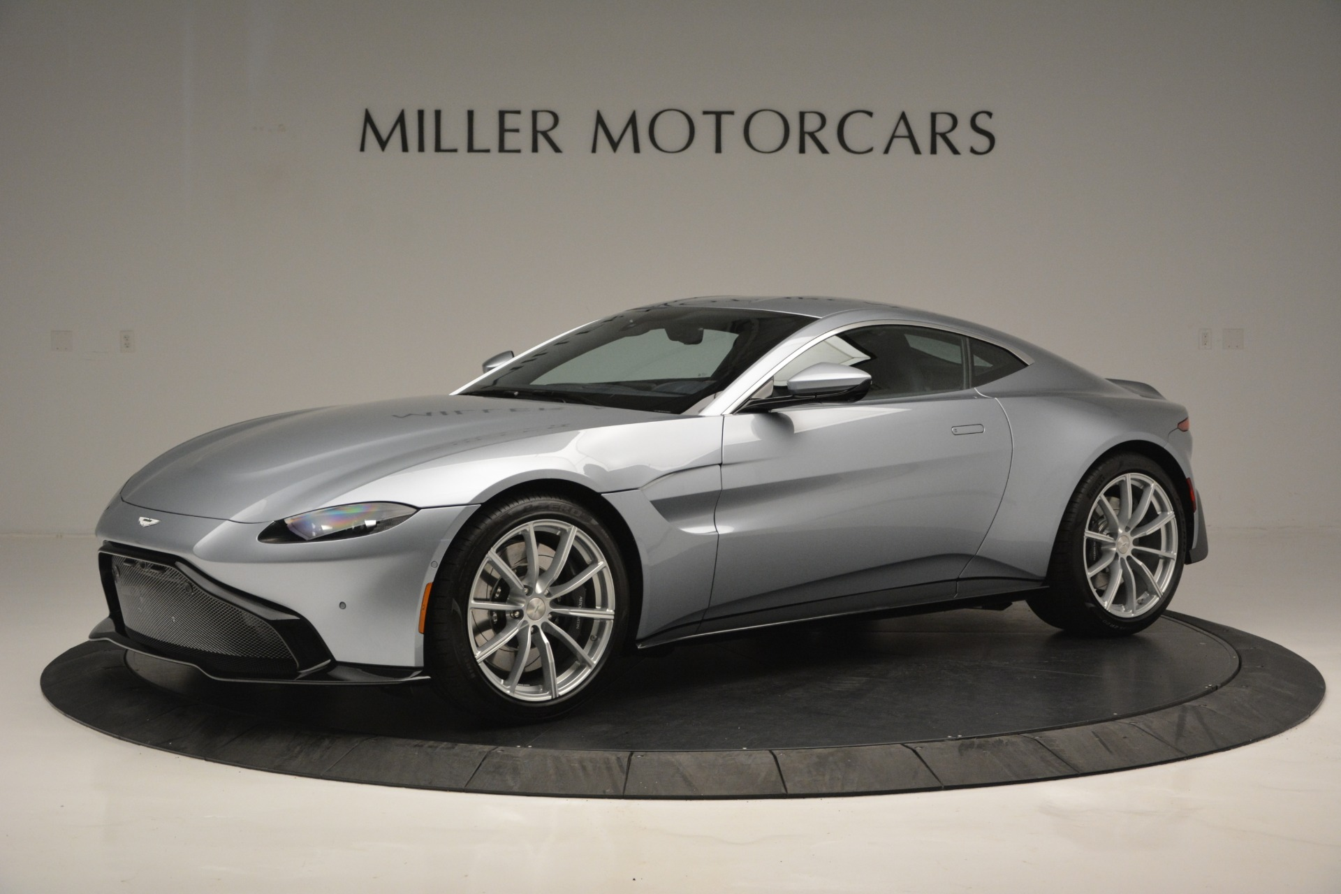 Used 2019 Aston Martin Vantage Coupe for sale $139,900 at Bentley Greenwich in Greenwich CT 06830 1