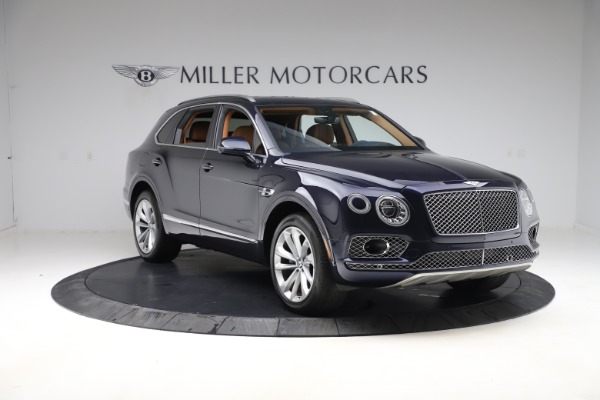 Used 2017 Bentley Bentayga W12 for sale $149,900 at Bentley Greenwich in Greenwich CT 06830 11