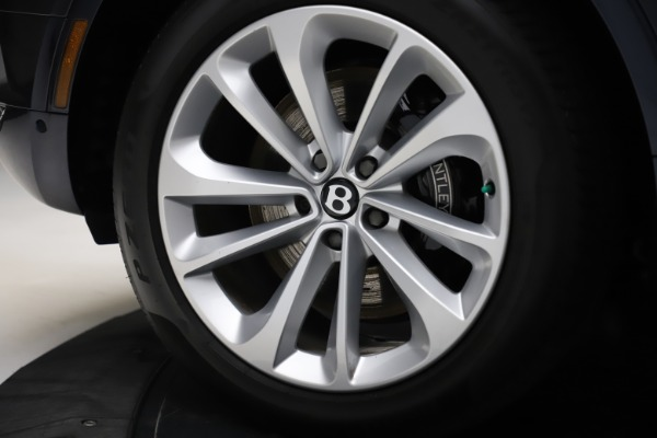 Used 2017 Bentley Bentayga W12 for sale $149,900 at Bentley Greenwich in Greenwich CT 06830 16