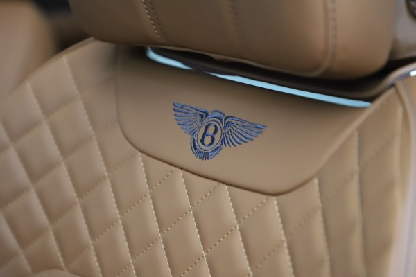 Used 2017 Bentley Bentayga W12 for sale $149,900 at Bentley Greenwich in Greenwich CT 06830 21