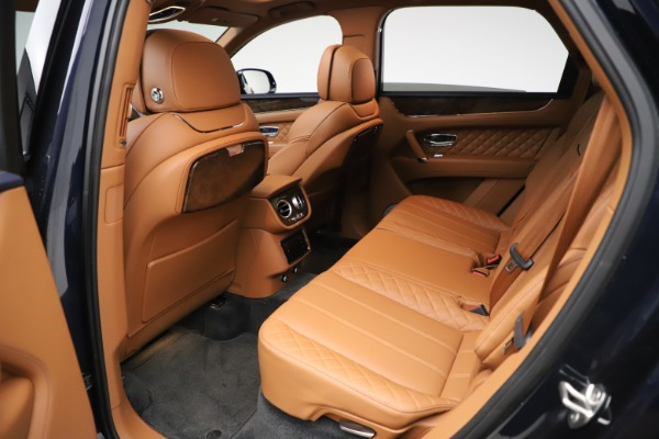 Used 2017 Bentley Bentayga W12 for sale $149,900 at Bentley Greenwich in Greenwich CT 06830 22