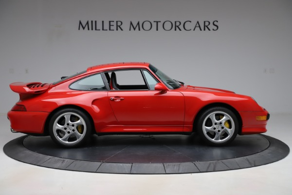 Used 1997 Porsche 911 Turbo S for sale $419,900 at Bentley Greenwich in Greenwich CT 06830 10