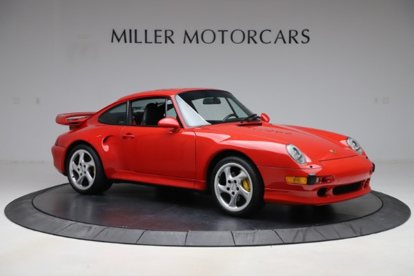 Used 1997 Porsche 911 Turbo S for sale $419,900 at Bentley Greenwich in Greenwich CT 06830 11