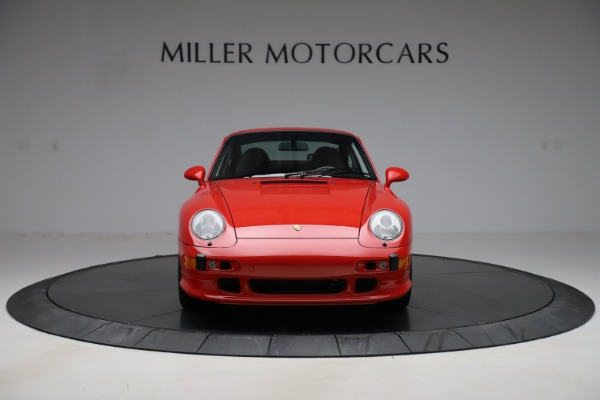 Used 1997 Porsche 911 Turbo S for sale $419,900 at Bentley Greenwich in Greenwich CT 06830 13