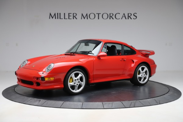 Used 1997 Porsche 911 Turbo S for sale $419,900 at Bentley Greenwich in Greenwich CT 06830 2