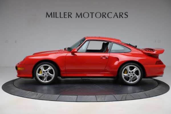 Used 1997 Porsche 911 Turbo S for sale $419,900 at Bentley Greenwich in Greenwich CT 06830 3