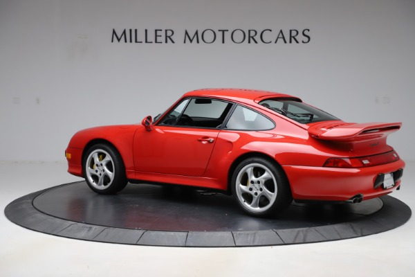 Used 1997 Porsche 911 Turbo S for sale $419,900 at Bentley Greenwich in Greenwich CT 06830 4