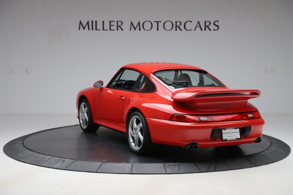 Used 1997 Porsche 911 Turbo S for sale $419,900 at Bentley Greenwich in Greenwich CT 06830 6