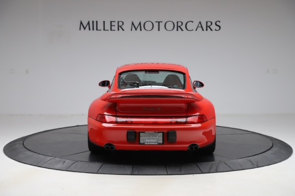 Used 1997 Porsche 911 Turbo S for sale $419,900 at Bentley Greenwich in Greenwich CT 06830 7