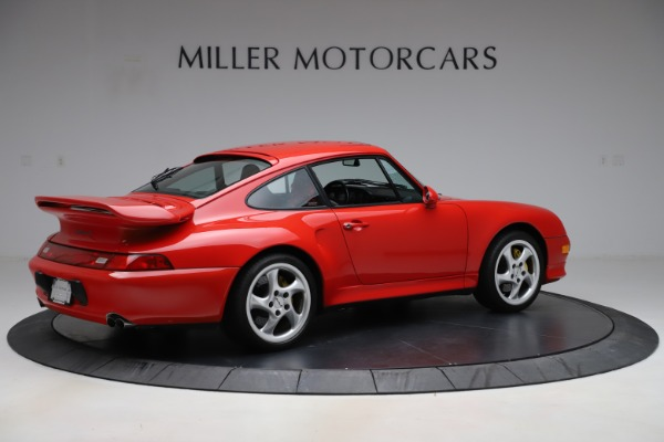 Used 1997 Porsche 911 Turbo S for sale $419,900 at Bentley Greenwich in Greenwich CT 06830 9