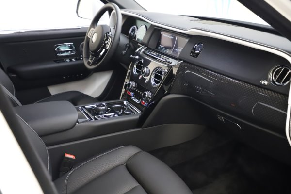 New 2020 Rolls-Royce Cullinan Black Badge for sale $451,625 at Bentley Greenwich in Greenwich CT 06830 17