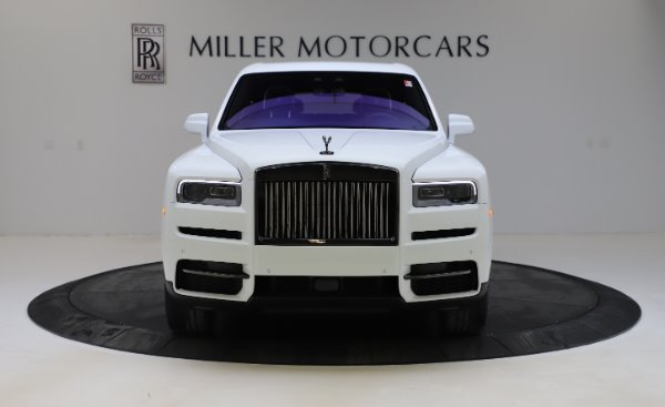 New 2020 Rolls-Royce Cullinan Black Badge for sale $451,625 at Bentley Greenwich in Greenwich CT 06830 2