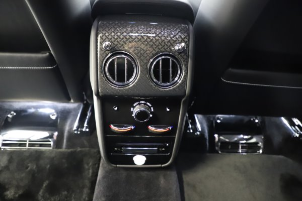 New 2020 Rolls-Royce Cullinan Black Badge for sale $451,625 at Bentley Greenwich in Greenwich CT 06830 22