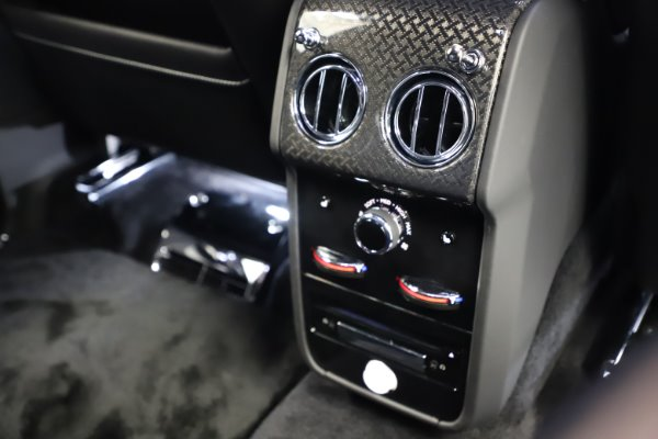 New 2020 Rolls-Royce Cullinan Black Badge for sale $451,625 at Bentley Greenwich in Greenwich CT 06830 23