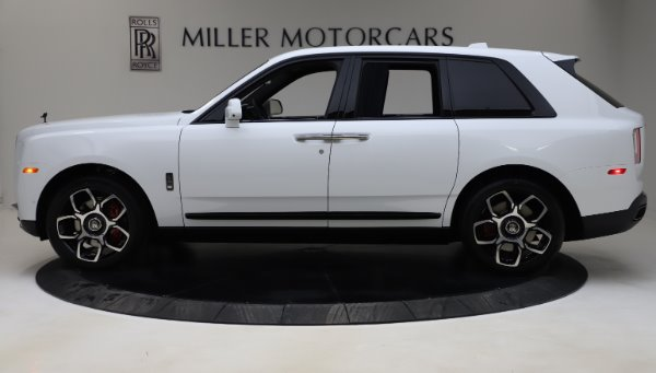 New 2020 Rolls-Royce Cullinan Black Badge for sale $451,625 at Bentley Greenwich in Greenwich CT 06830 3