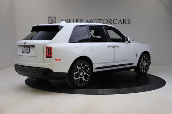New 2020 Rolls-Royce Cullinan Black Badge for sale $451,625 at Bentley Greenwich in Greenwich CT 06830 6