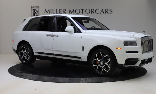 New 2020 Rolls-Royce Cullinan Black Badge for sale $451,625 at Bentley Greenwich in Greenwich CT 06830 8