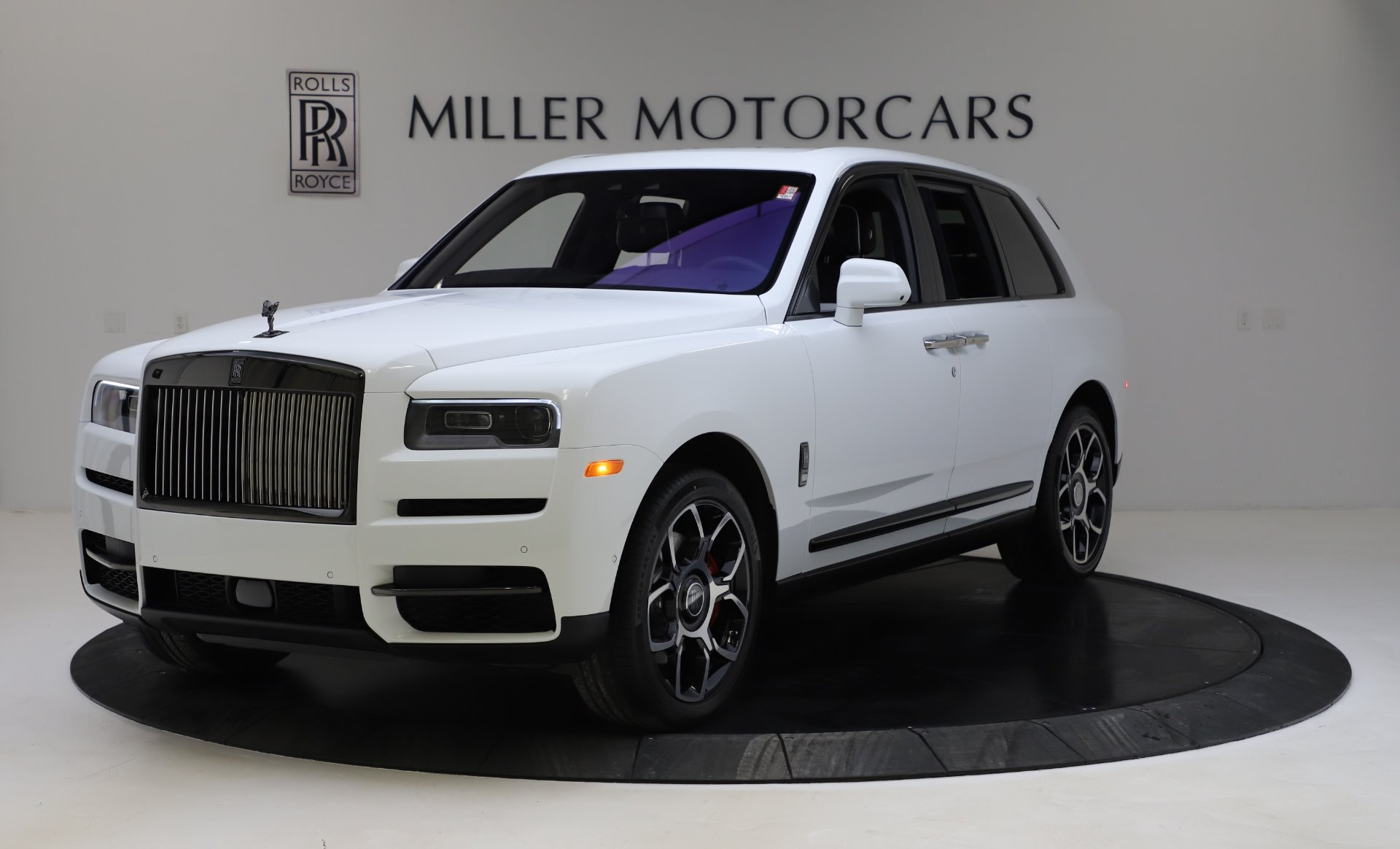 New 2020 Rolls-Royce Cullinan Black Badge for sale $451,625 at Bentley Greenwich in Greenwich CT 06830 1